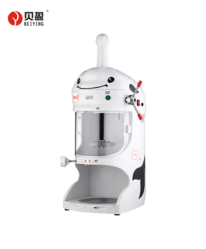 BY-118(Smile)Shaved ice shaver snow with Best price snow ice shaving machine
