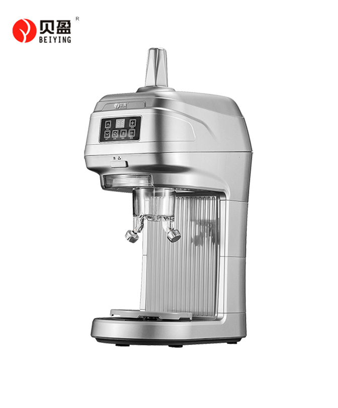 BY-209C-Single serving bingsu ice shaver machine for commercial use