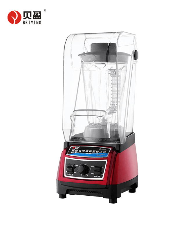 BY-968z-Professional high performance commercial smoothie mixer blender machine
